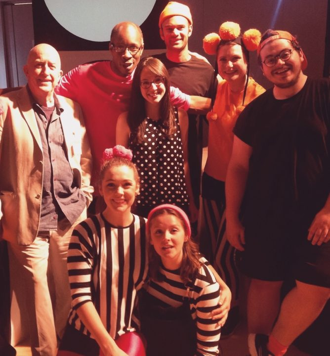 Ann Shaw International TYA Fellowship | Theatre for Young Audiences