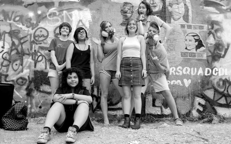 Creative Action Color Squad Teen Program