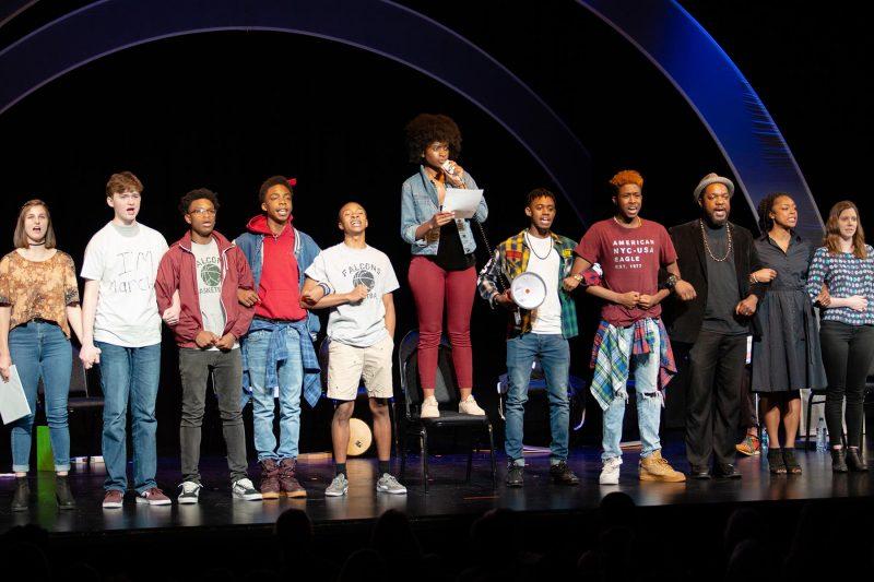 All American Boys Cast